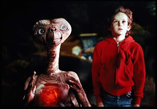 Own E.T. The Extra-Terrestrial on DVD