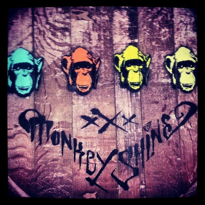 Infinite monkey theorem. Delicious!