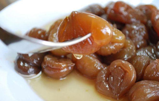 Φτιάξτε σπιτικό γλυκό κουταλιού κάστανο: Με χαμηλό γλυκαιμικό δείκτη, κατάλληλο ακόμη και για διαβητικούς   ΑΡΧΑΓΓΕΛΟΣ ΜΙΧΑΗΛ