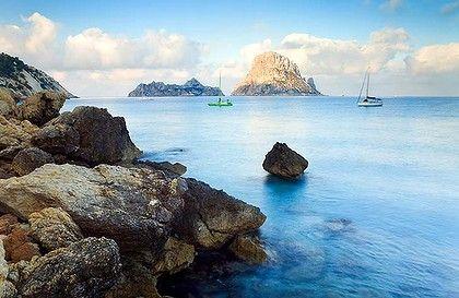 Ibiza - Es Boldado from Cala d'Hort