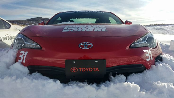 Learn to drive in Winter conditions!