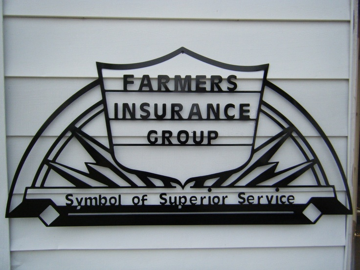 Farmer's Insurance Group had a Flat Wall Mount 1D that is ...