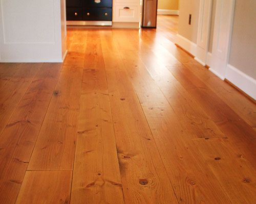 Wide Plank Flooring Floors In 2019 Pine Wood Flooring