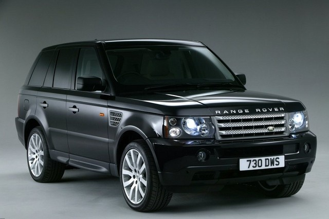 Cool Range Rover