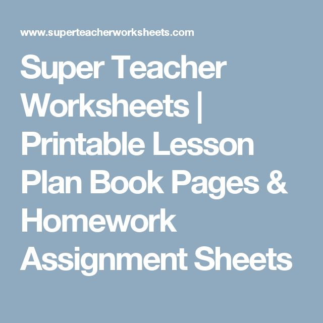homework assignment sheets - Intoanysearch - homework assignment book
