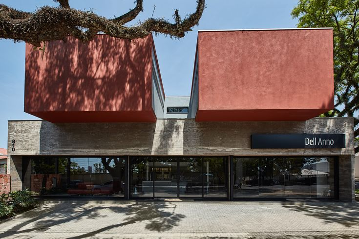 Loja Dellano / Une Arquitetura + Arqmais Arquitetura