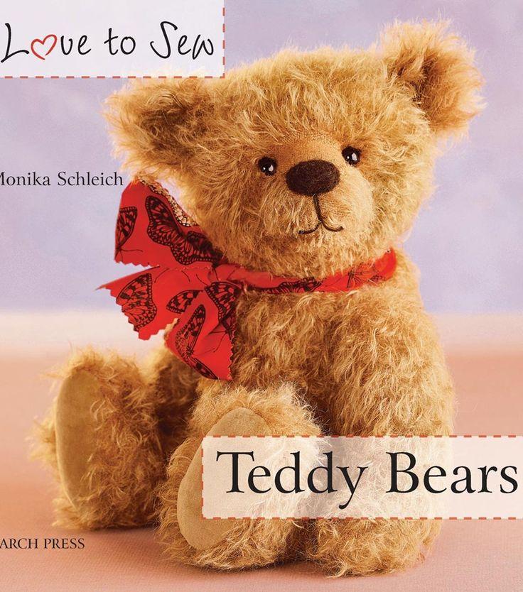 Love To Sew Teddy Bears