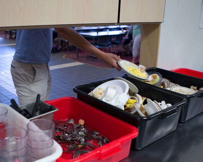 how to start a food recycling business