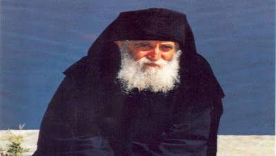 Περιβόλι της Παναγιάς: Άγιος Παΐσιος: Αυτή την προσευχή να λέτε κάθε μέρα...