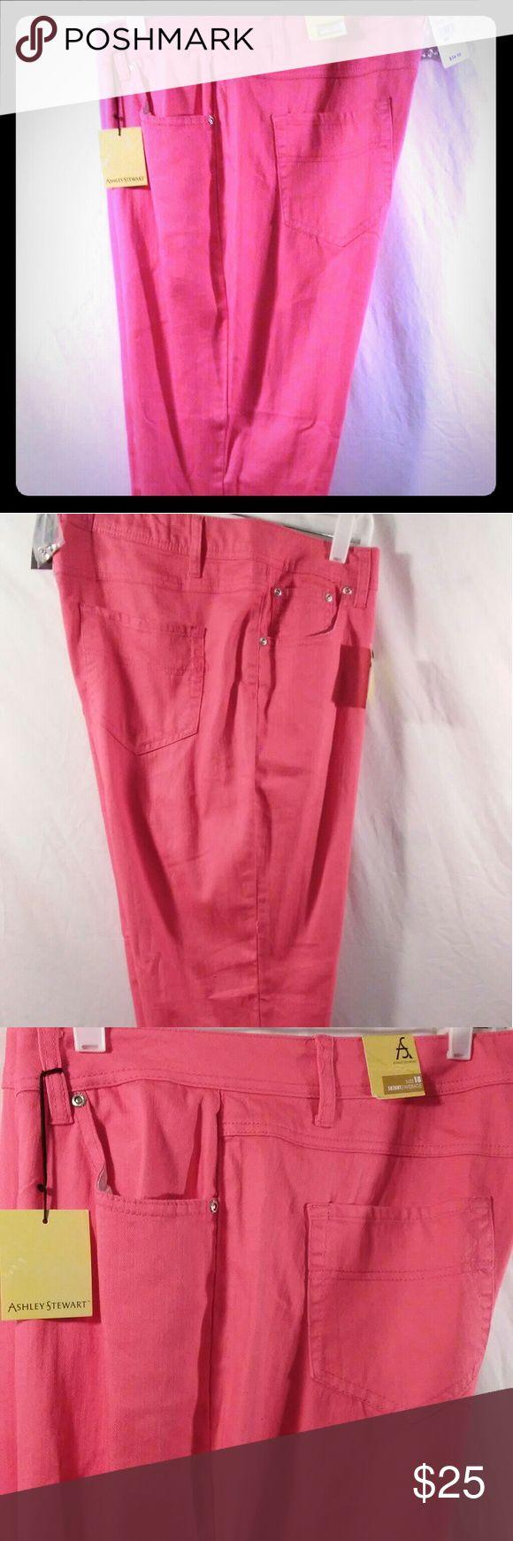 Ashley Stewart Skinny Jeans Ashley Stewart Skinny Jeans Ashley Stewart Pants Skinny