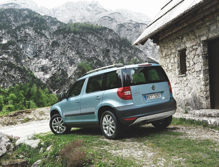 Yeti Skoda Specifications - http://autotras.com
