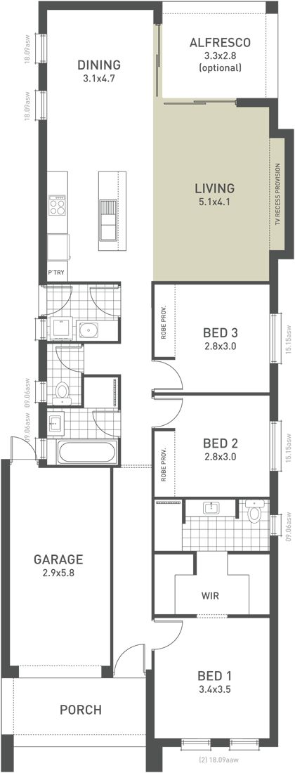 17 best images about floor plans on pinterest house plans new home designs and house - Three family house plans cost efficient choices ...