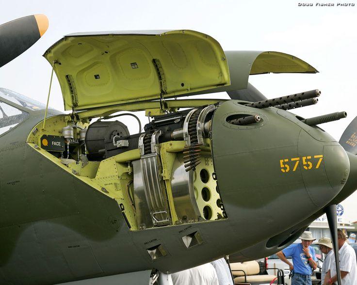 Lockheed P-38F Lightning