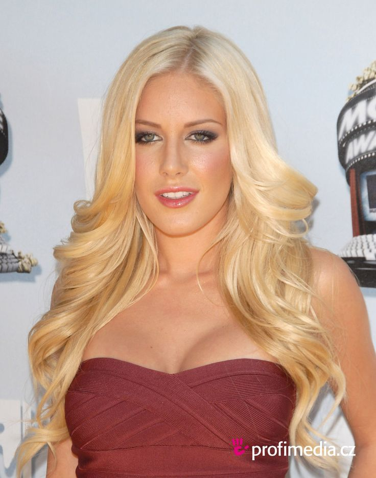Heidi Montag -  American television personality, singer, fashion designer, and author.