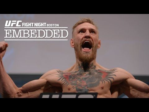 UFC (Ultimate Fighting Championship) Fight Night Boston: Embedded Vlog – Ep. 5