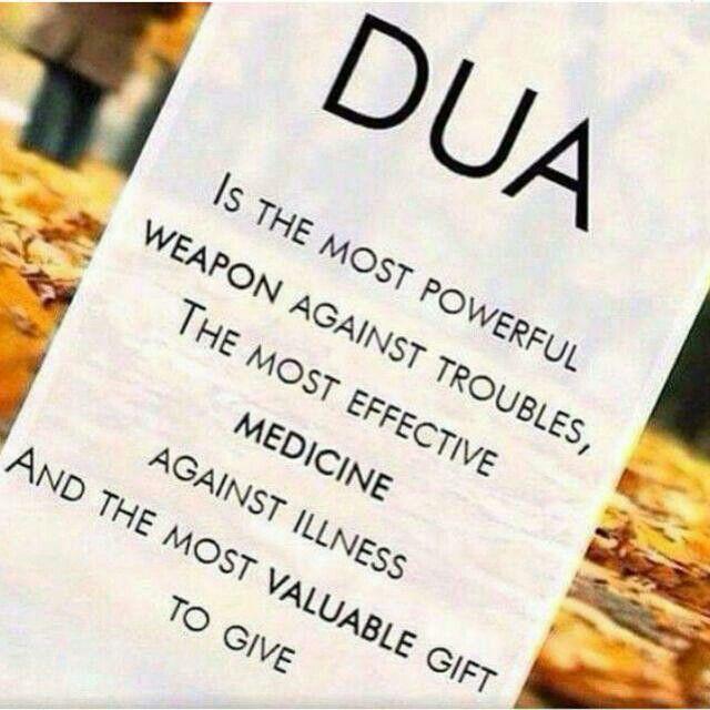 Subhan Allah Make duaa for everyone