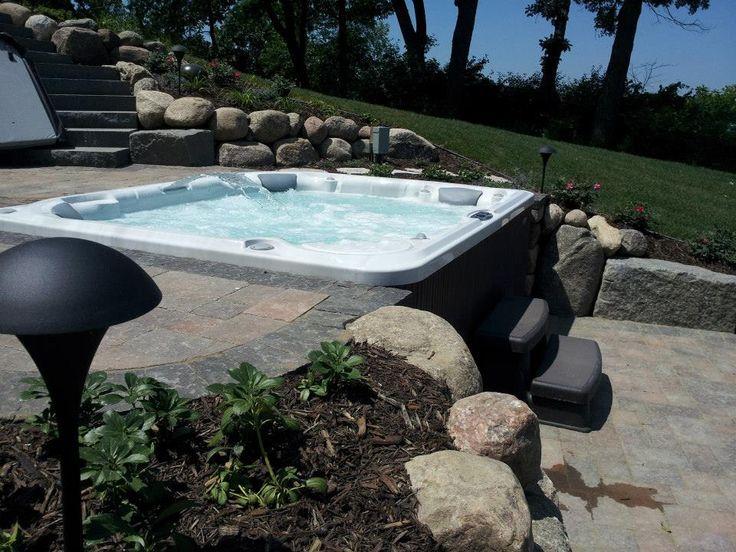 95 best hot spring spa 39 s images on pinterest spa. Black Bedroom Furniture Sets. Home Design Ideas