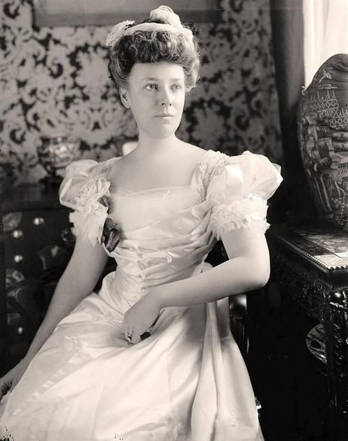 """Helen """"Nellie"""" Herron Taft was born June 2, 1861 and died May 22, 1943. She was the wife of President William Taft, and was First Lady of the United States from 1909 to 1913. She was the daughter of a prominent Judge in Ohio. As First Lady, she set a precedent with riding alongside her husband on Inauguration Day. She arranged the planting of 3,000 cherry trees in 1912."""