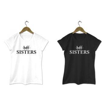 Koszulki dla przyjaciółek BFF Sisters