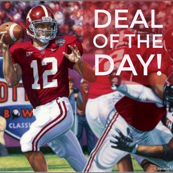 Bama football pics on