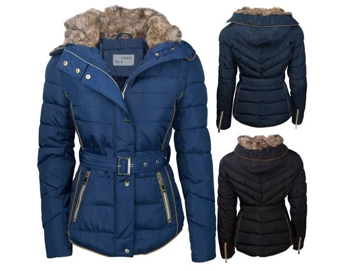 Damen Winterjacke Daunenoptik Steppjacke mit Fellkapuze ,Farbe: Blau, Größe: XXL Jetzt bestellen unter: https://mode.ladendirekt.de/damen/bekleidung/jacken/winterjacken/?uid=9d8e90ff-ff32-5c4b-bdfd-0e9c932558b3&utm_source=pinterest&utm_medium=pin&utm_campaign=boards #winterjacken #bekleidung #jacken