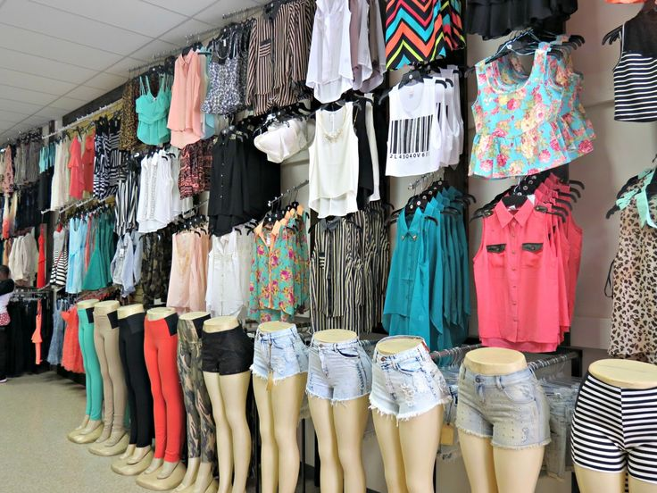 womens clothing shopping
