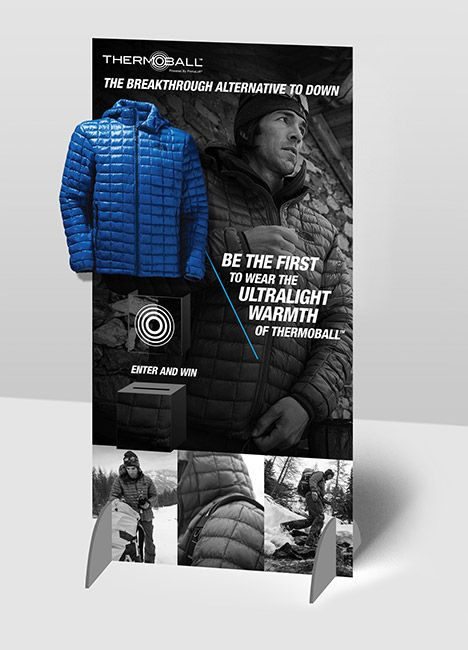 The North Face® - thermoball promo