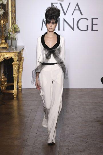 Eva Minge and Esotiq  Haute Couture Fall'2013