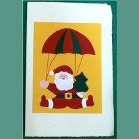 Babbo Natale Paracadutista (art. 2632)
