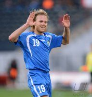 FUSSBALL INTERNATIONAL: Vitaliy DENISOV (Usbekistan)