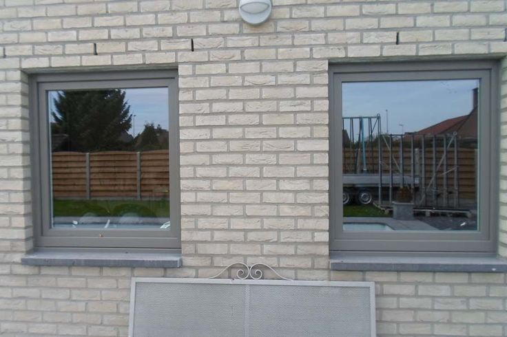 Ral 7039 windows doors pinterest ramen for Ral 9006 fenster