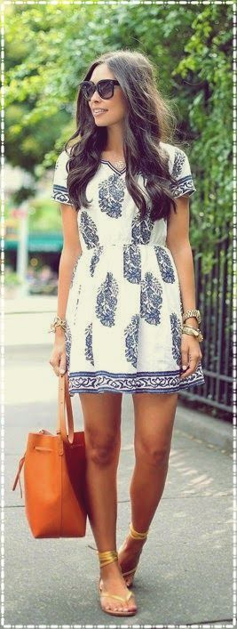 cool ℓσνє тнιѕ♥ 10 Casual Spring Dresses For Women