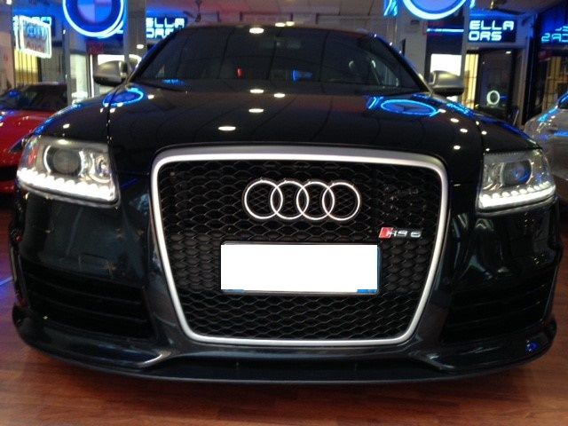 Interexportcar.com -Audi RS6 Avant 5.0 V10 qu. tip.Full