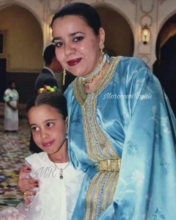 241 Mentions J Aime 0 Commentaires Famille Royale Famille Royale1 Sur Instagram للا اسماء و ابنتها للا نهيلة Royal Saree Sari