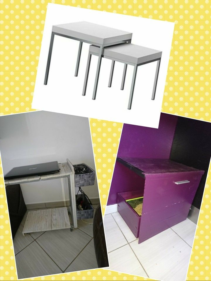 17 meilleures id es propos de meuble litiere chat sur pinterest cacher les liti res. Black Bedroom Furniture Sets. Home Design Ideas