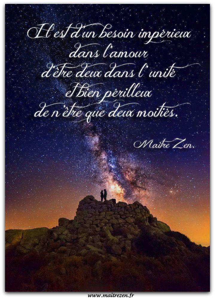 Moiti s d 39 amour le site de ma tre zen pens es et for Salon toilettage zen attitude