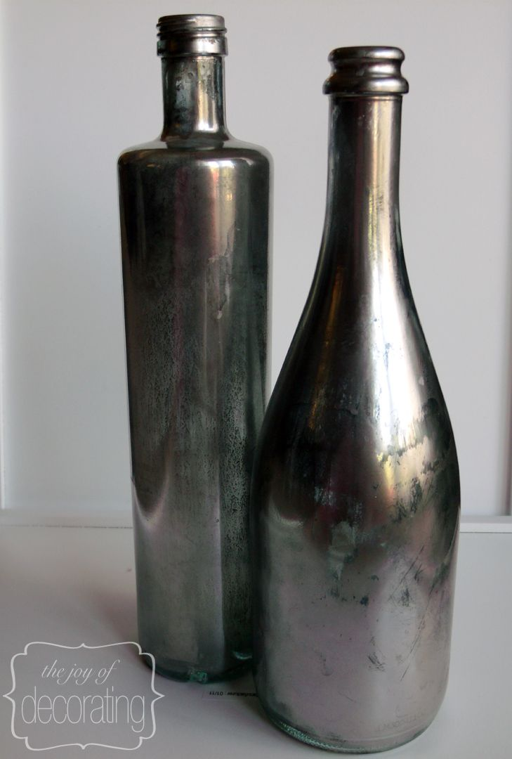1000 ideas about wine bottle display on pinterest for Glass bottle display ideas