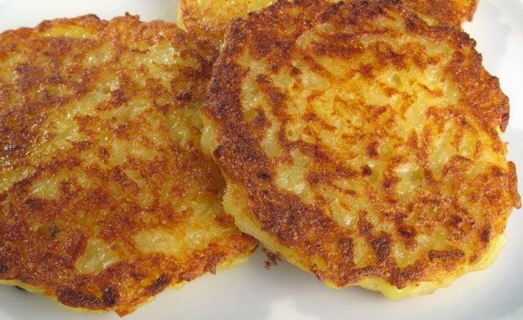 Astuces trucs et recettes de grand mère: Galettes de pommes de terre