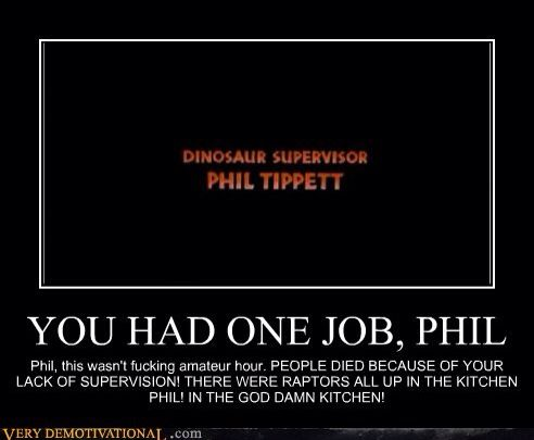 Jurassic Park Memes Tv Tropes