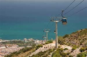 Benalmadena Teleferico Cable Car Costa del Sol | B-MET Malaga Airport ...