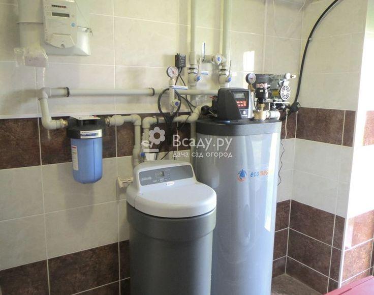 Очистка воды из скважины или колодца на даче, системы фильтрации