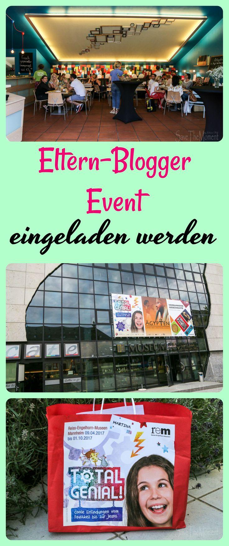 Wie schafft man es auf ein Blogger-Event eingeladen zu werden? Was ist den Firmen wichtig. Ein paar Tipps und mein Bericht zum Bloggerevent der rem in Mannheim
