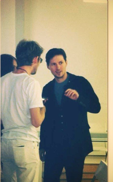 The original founder of the most popular russian social networking site - Pavel Durov / summer 2013 #liveevent2013