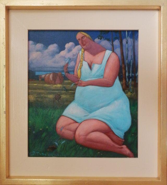 ArtGalery ° personalArt.pl  tytuł: Kocha...Nie Kocha Autor: Jacek Pałucha www.jacekpalucha.personalart.pl