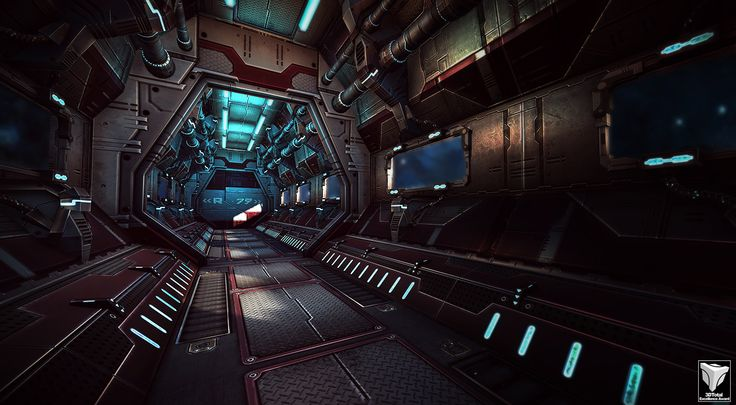 526 Best Images About Sci-fi Interior On Pinterest