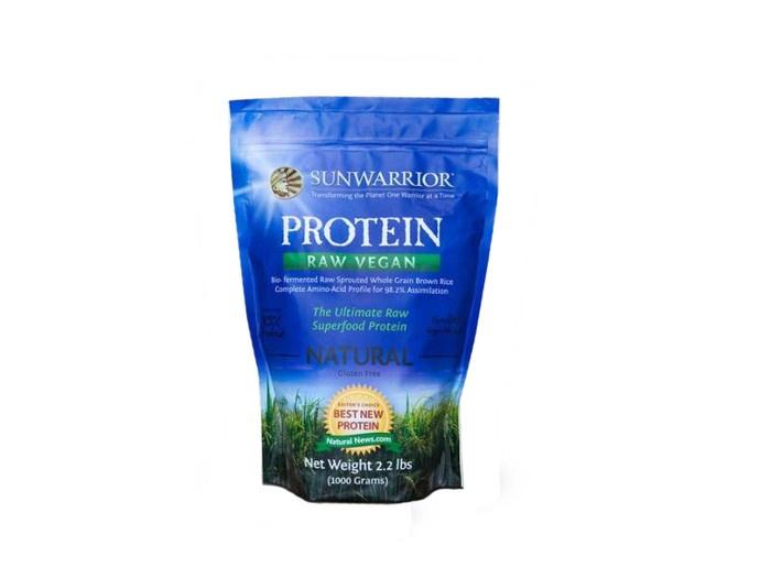 Sunwarrior naravni proteini #natural #bio #proteins