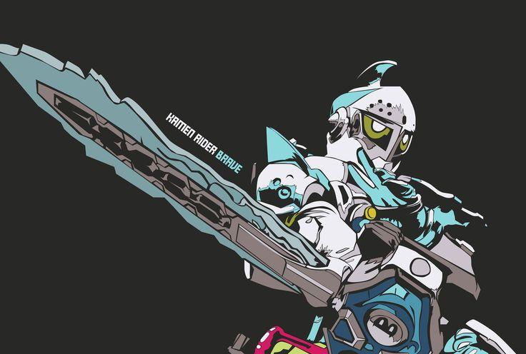 Kamen Rider Brave by TMRYST