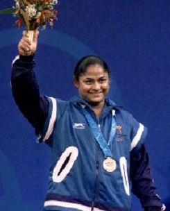 Karnam Malleswari  She is one of India's eminent weight lifiting champions and all this began in her village gymnasium at the tender age o...