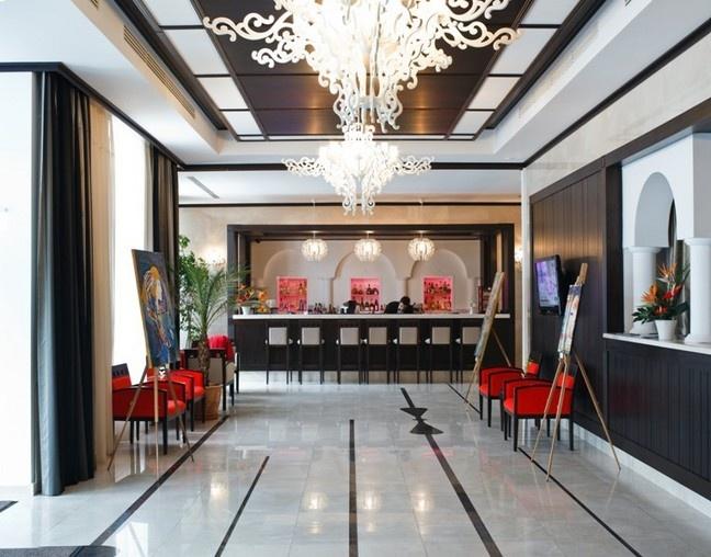 Biroul de arhitectura Igloo a primit mențiune specială în cadrul Galei Insign Awards pentru proiectul Hotel Epoque | Igloo Design Burreau received a special nomination for Hotel Epoque design project