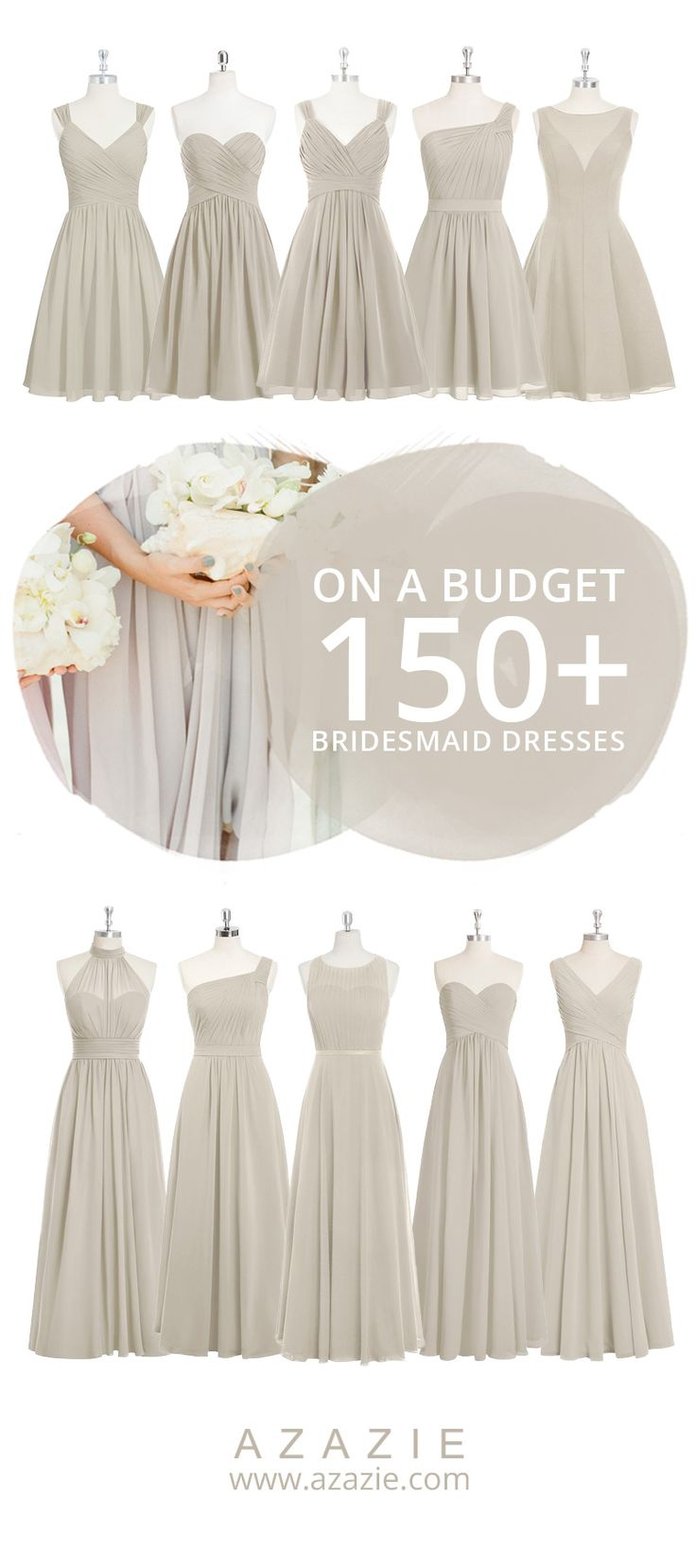 288 best bridesmaid gowns images on pinterest marriage wedding still searching for some fall wedding color inspiration go ahead and dress up your bridesmaids ombrellifo Choice Image